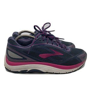 Brooks Dyad 9 Womens Running Shoes Sneakers Blue